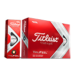 8103 Titleist TruFeel Golf Balls