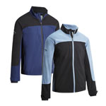 CGRF90D6 Callaway Block Full Zip Wind Jacket